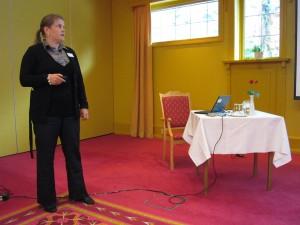 Presentation by Tone Omsland