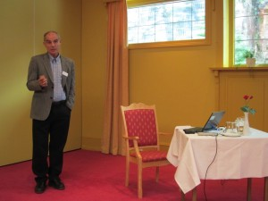 Invited speaker: Lasse Engesæter
