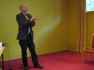 Invited speaker: Stein Emil Vollset