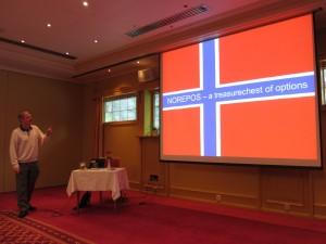 Invited speaker: Peter Vestergaard