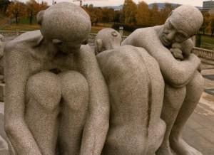 Osteoporosis in Oslo (photo: Jan A. Falch)